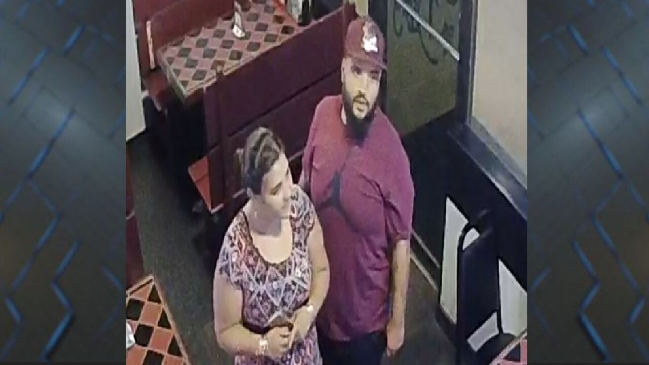 LCSO looking for suspects in dine and dash incident