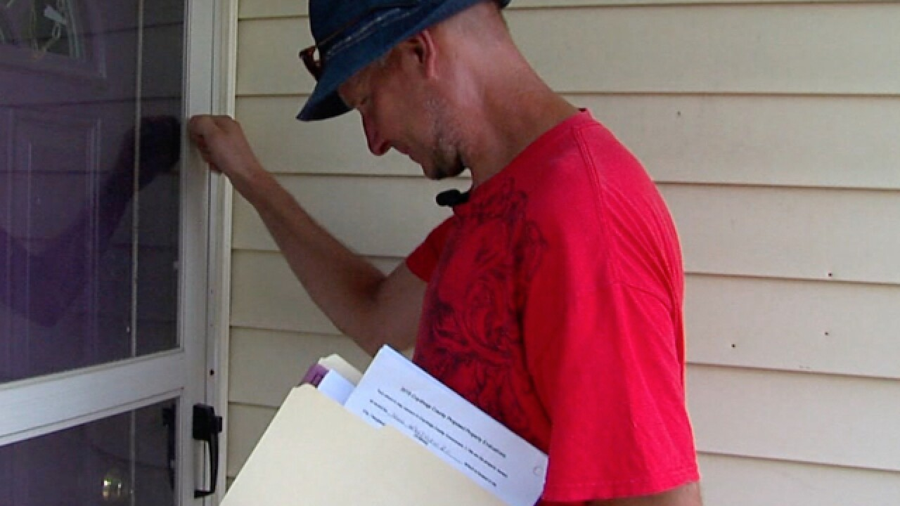 Cuyahoga Co. residents step-up reappraisal fight