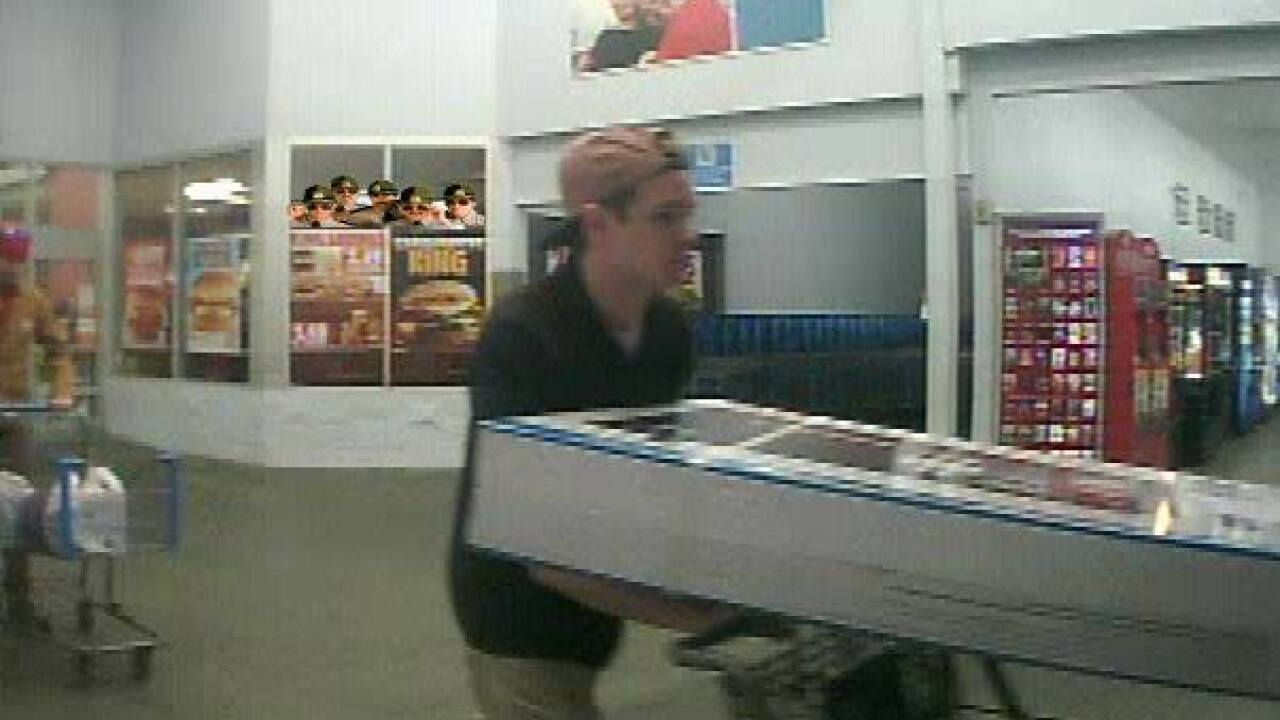 Orem police seek two suspects in credit card theft