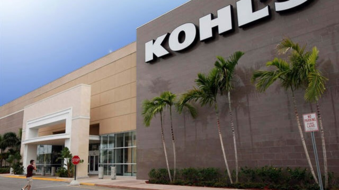 Kohl's looking to hire 90,000 seasonal associates on Oct. 20
