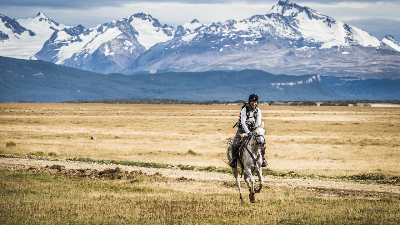 Manhattan's Marie Griffis wins 1st-ever Gaucho Derby in South America