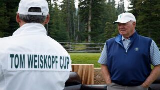 PGA Tour star, renowned golf course designer Tom Weiskopf reflects on love for Montana