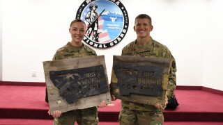 "Montana Guardsmen earn the title of ""Best Warrior"""