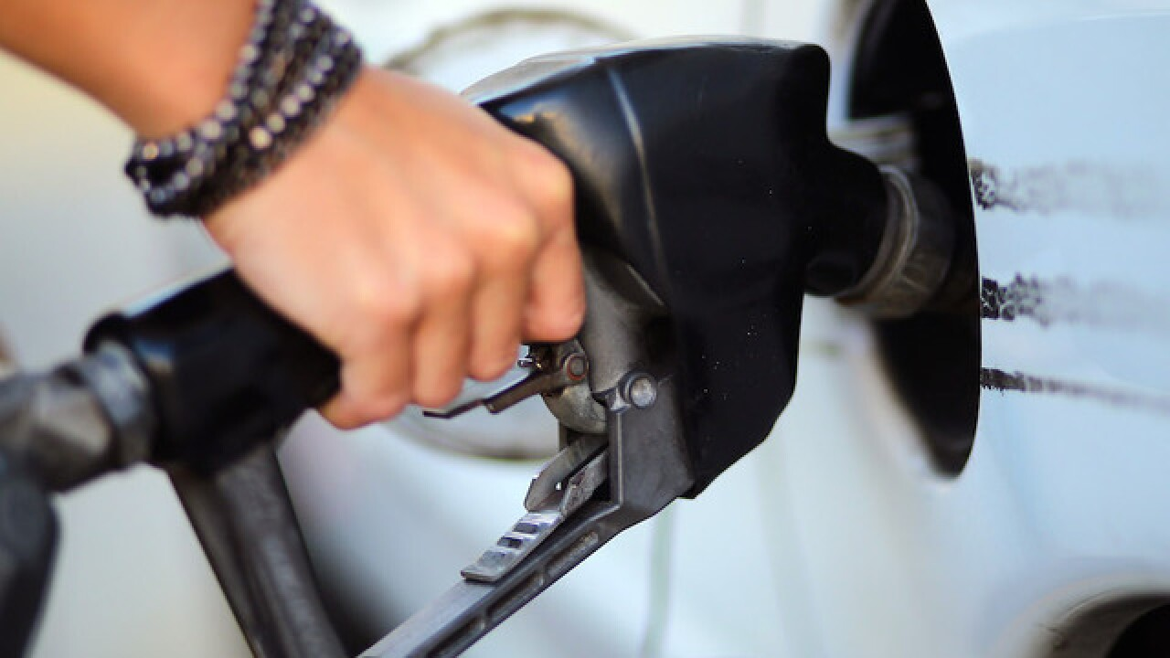 Gas prices down in Batavia, remain the same in Buffalo