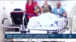 TMC launches new initiative to help people feel safe in the hospital