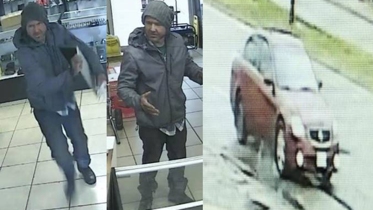Man accused of stealing MacBook Pro, running out of Richmond pawnshop