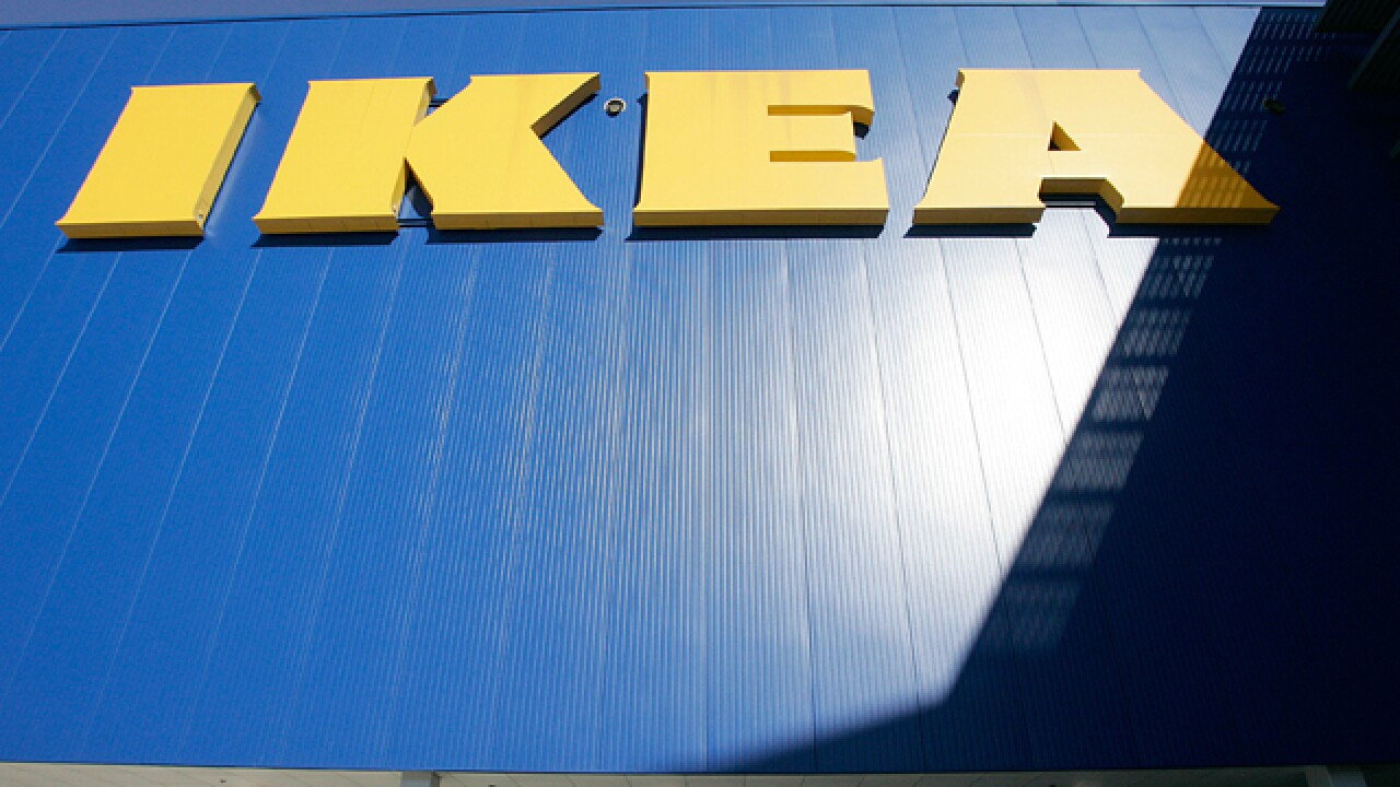 Ikea recalls 29M dressers after 6 children die