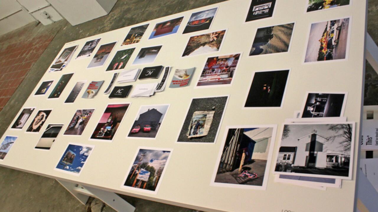 Local art show encourages Instagram photos