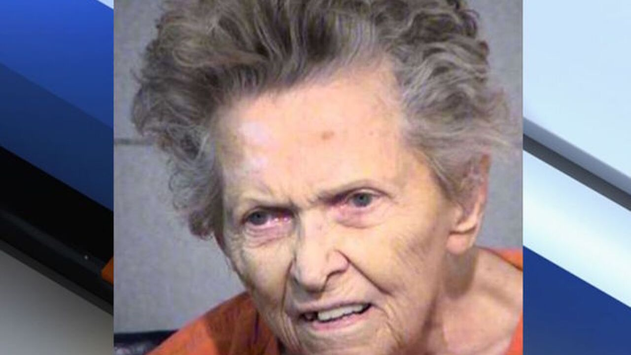 New footage reveals why 92-year-old Arizona woman killed her son