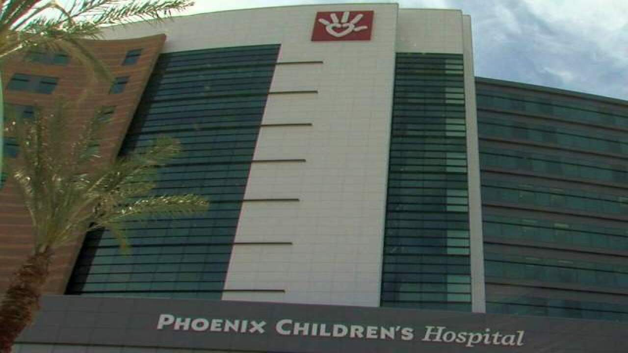 PHX Children's Hospital unveils brand-new lab