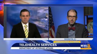 Telehealth Services for veterans