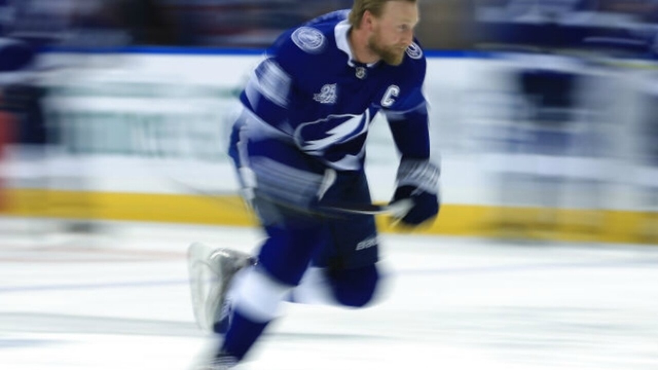 Talented Tampa Bay Lightning embrace Stanley Cup expectations