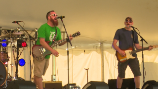 Local musicians excited to perform in front of a live audience once again