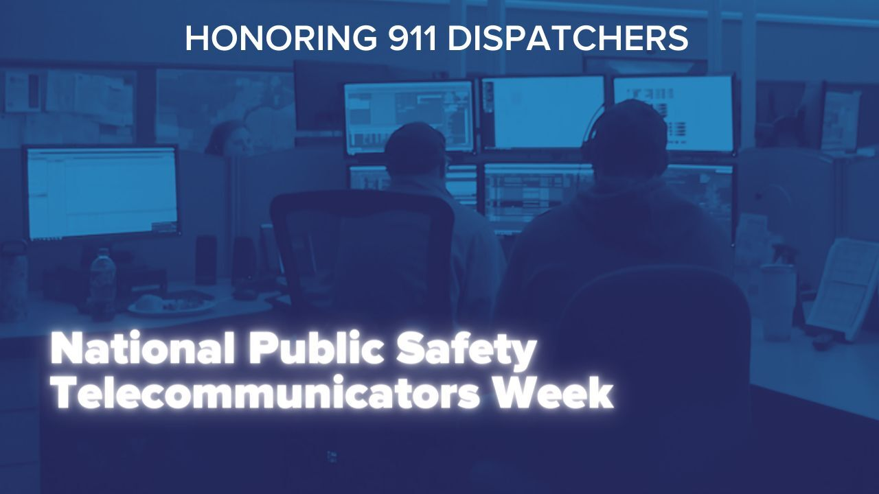 Honoring 911 Dispatchers