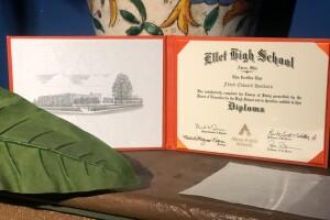 Hoskins diploma