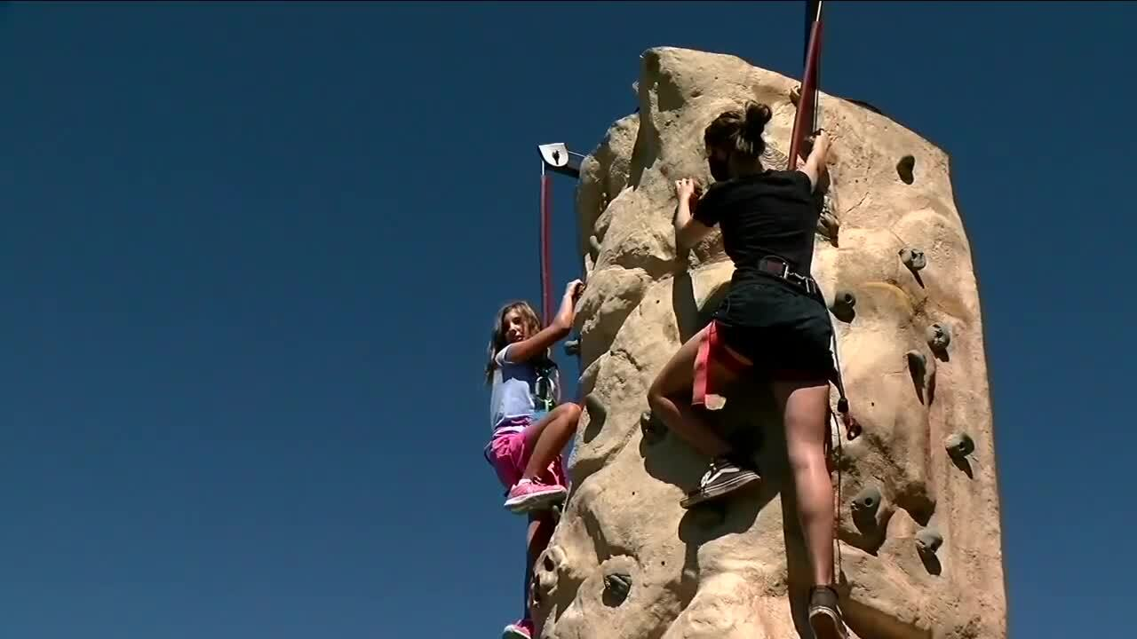 Denver7 Everyday Hero helps children with autism reach new heights