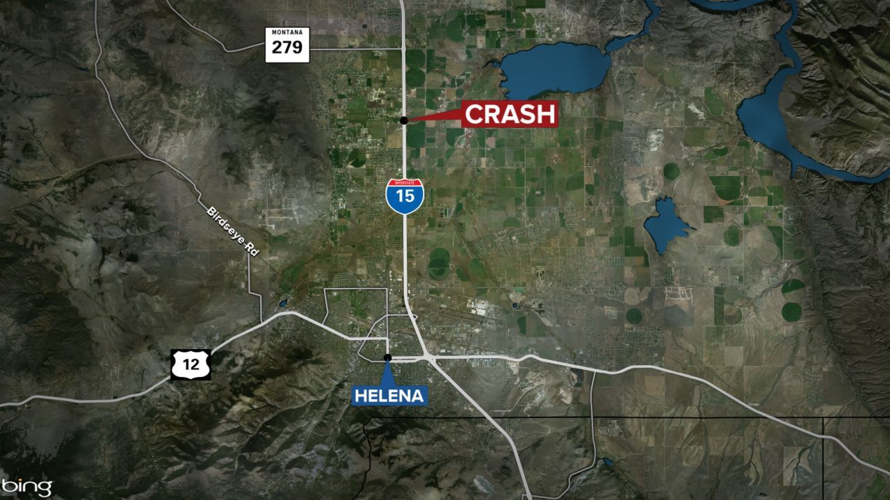 Fatal crash reported on I-15