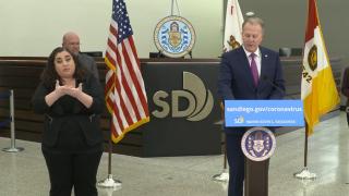 San Diego Mayor Kevin Faulconer