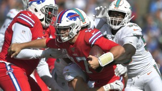 WKBW sports staff gives Bills vs. Dolphins picks [Week 11]