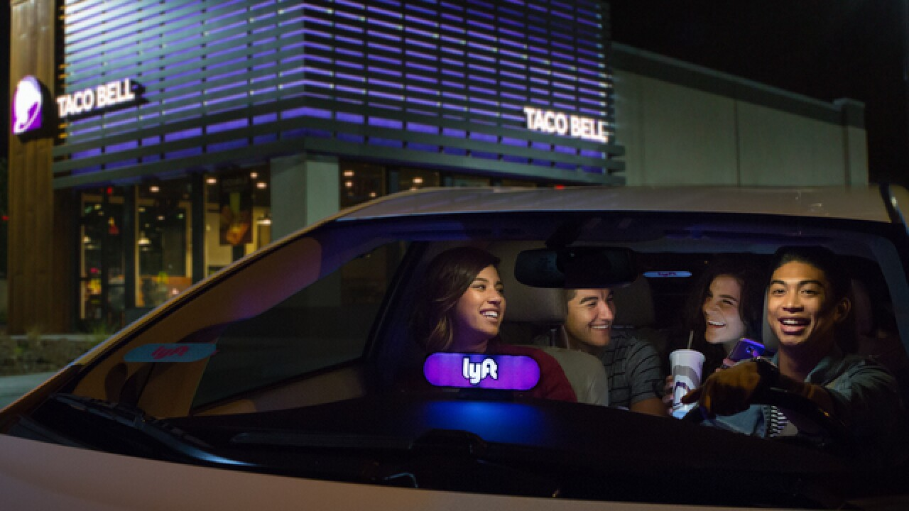 San Diego Lyft drivers unhappy with 'Taco Mode'
