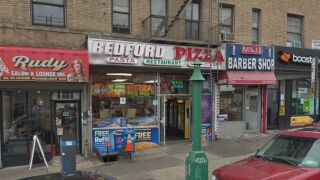 Bedford Pizza in Bedford Park, the Bronx