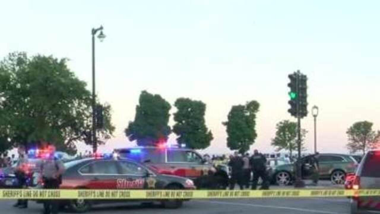 Police responding to shooting near MKE Lakefront