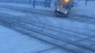 RTD R Line derailment