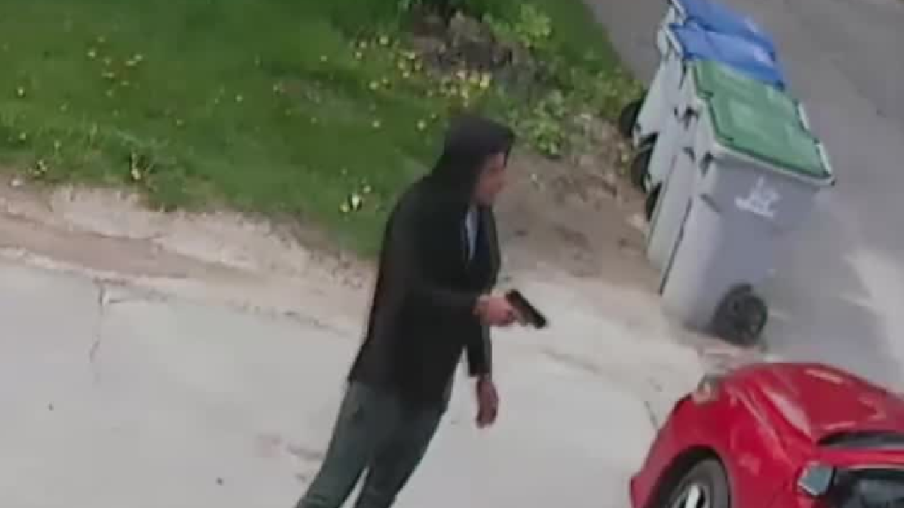 Milwaukee veteran stops would-be carjackers with guns on Memorial Day