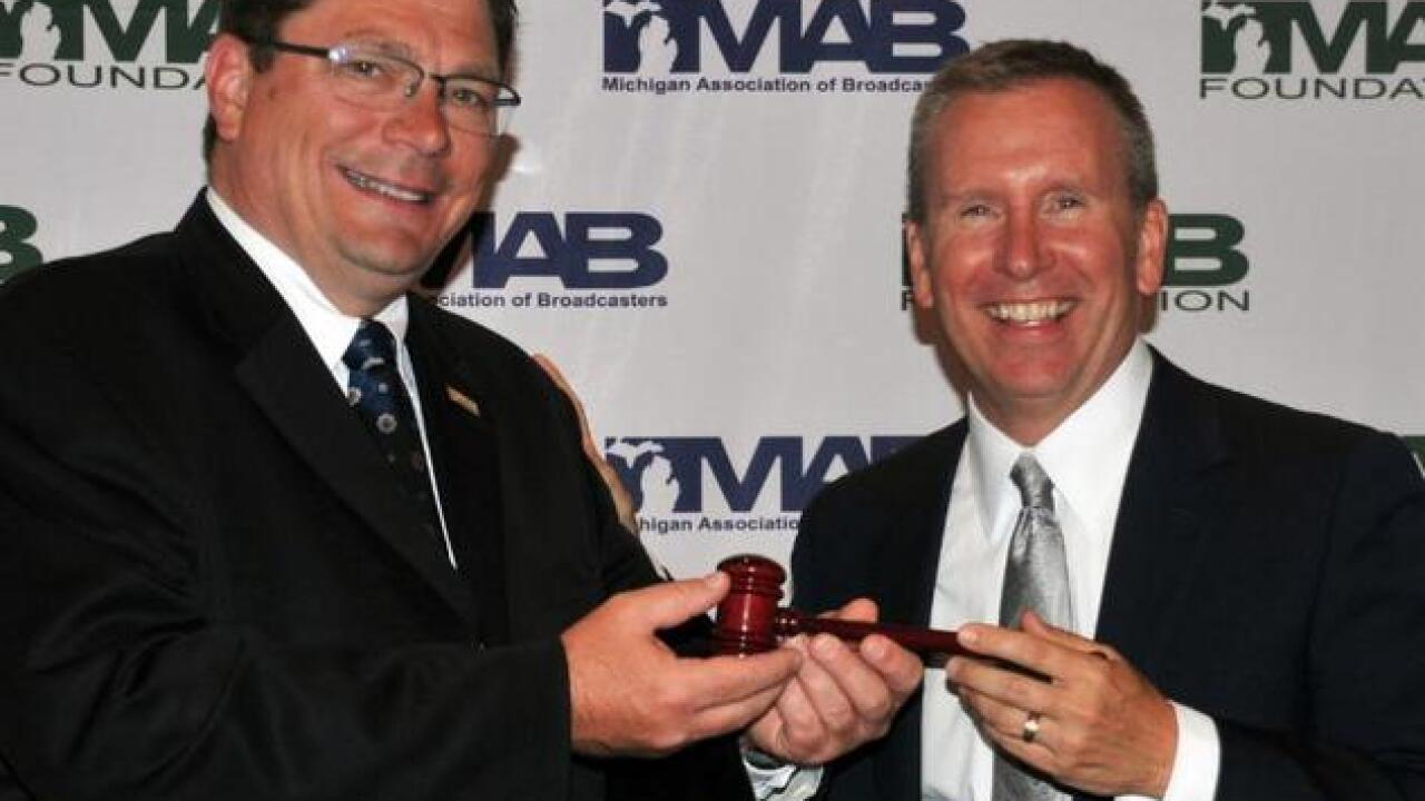 Gary Baxter of FOX 47 elected to MAB Board