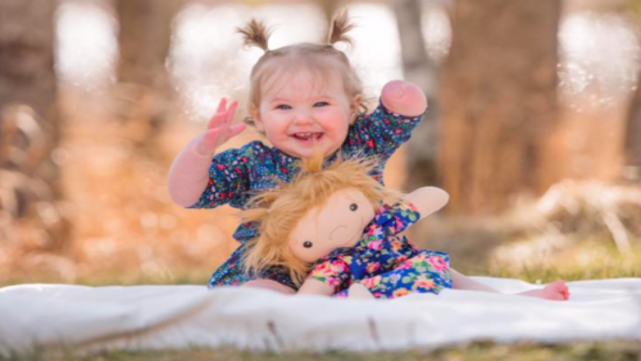 These Dolls Are Made To Look Like Kids With Disabilities And Differences