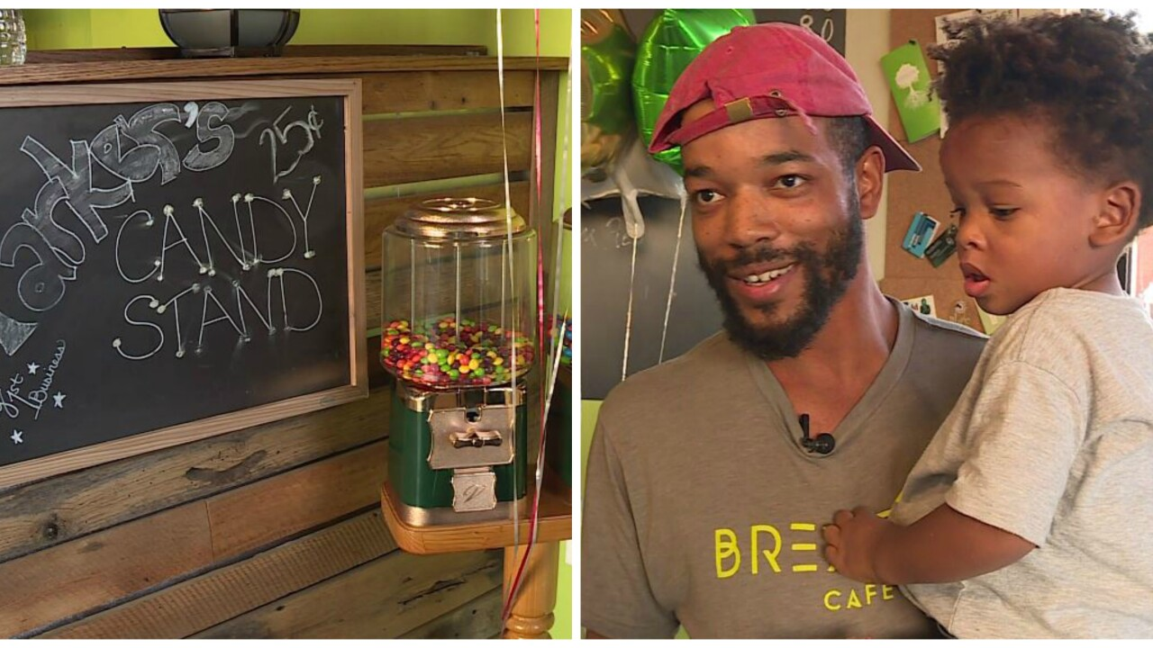 Meet Richmond's newest business owner who's barely old enough towalk