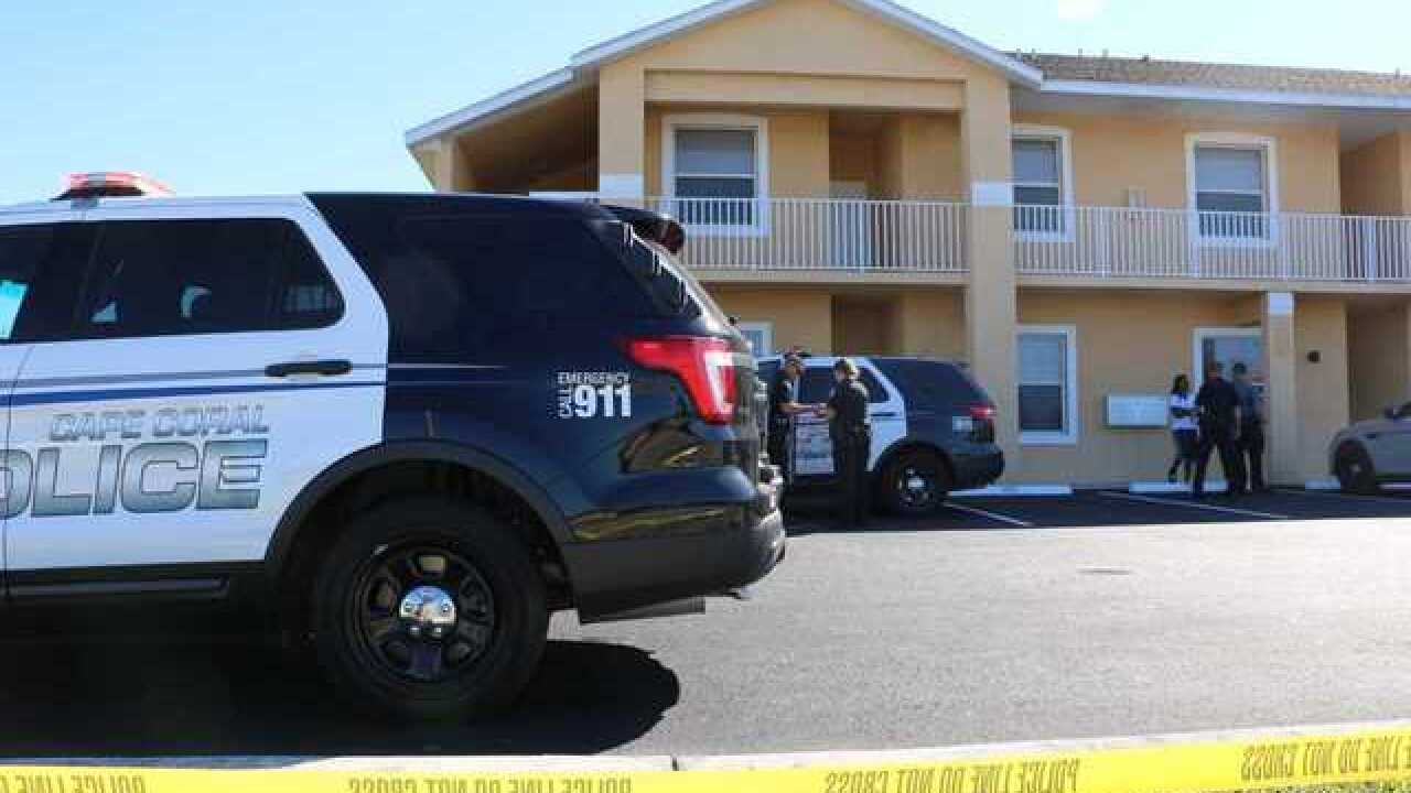 Shots fired under investigation in Cape Coral