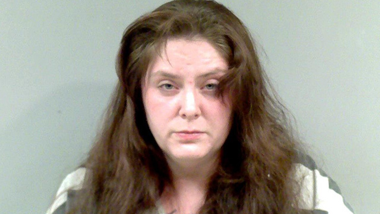 Police accuse Ohio woman of driving drunk, running over 4-year-old