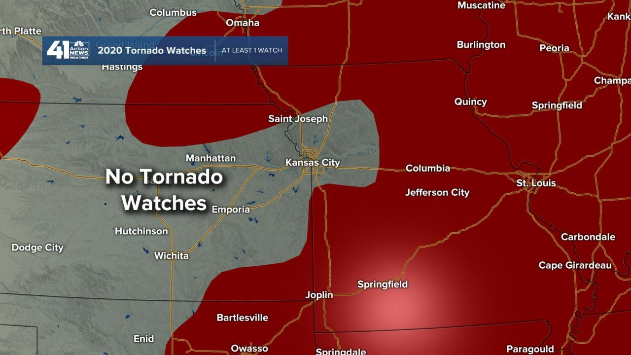 No Tornado Watches Over Most Of Kansas.jpg
