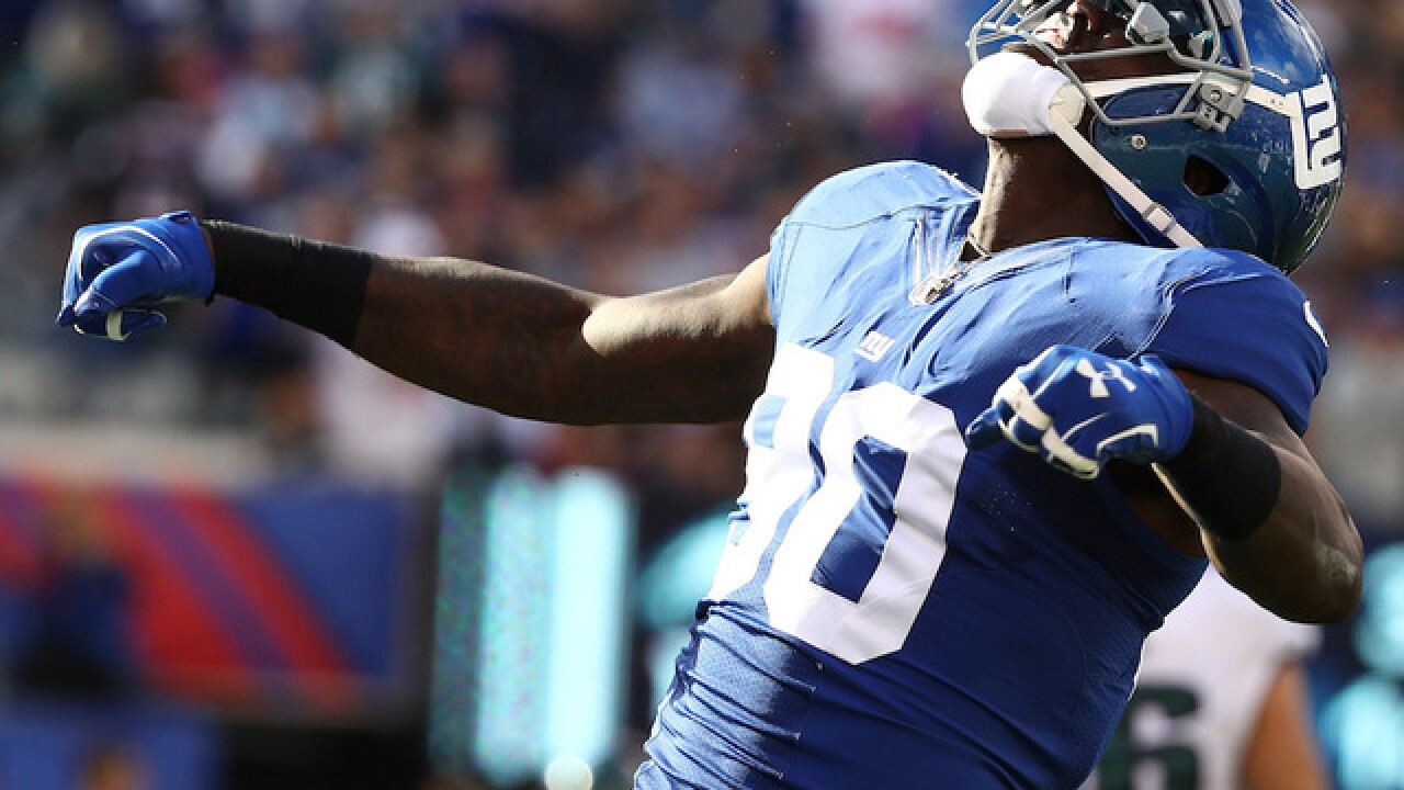 ESPN settles lawsuit with NFL player Jason Pierre-Paul