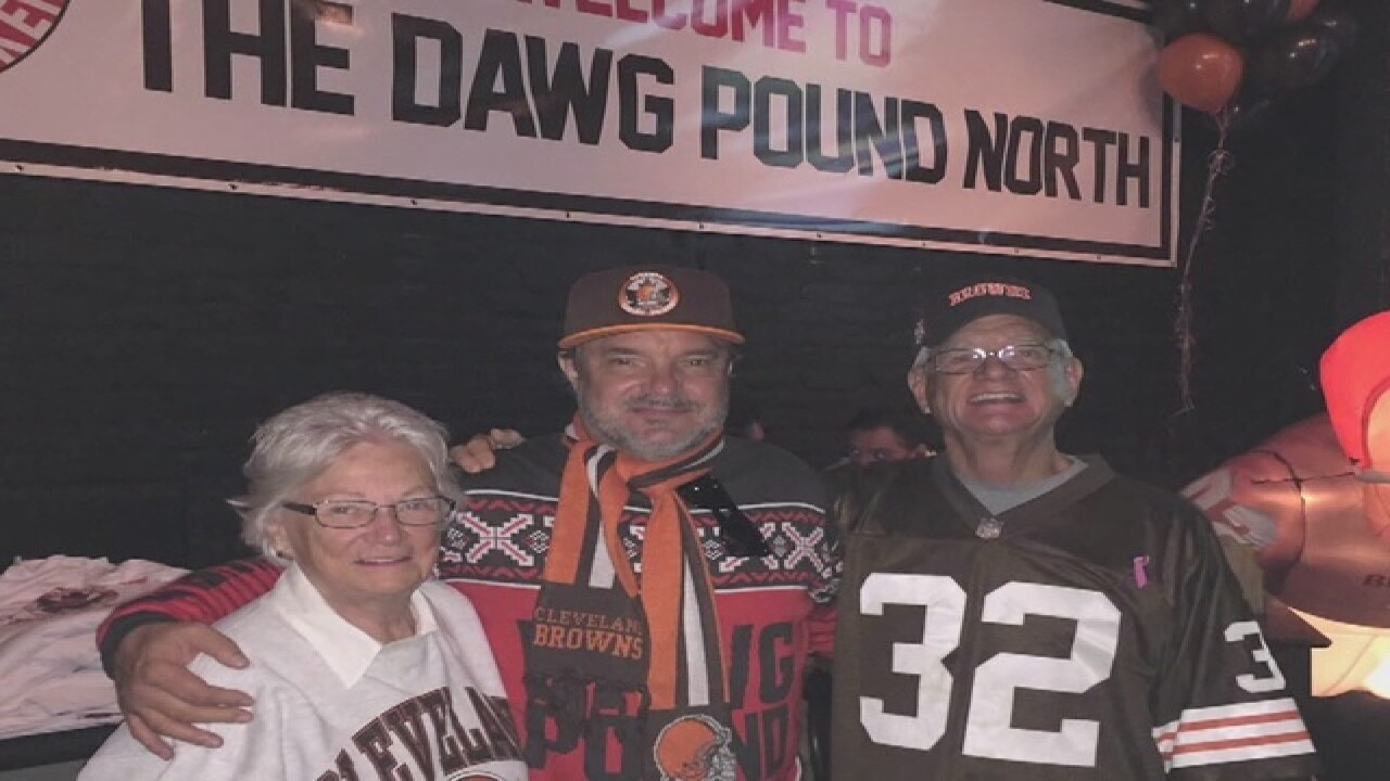 Meet Browns Backers from around the world