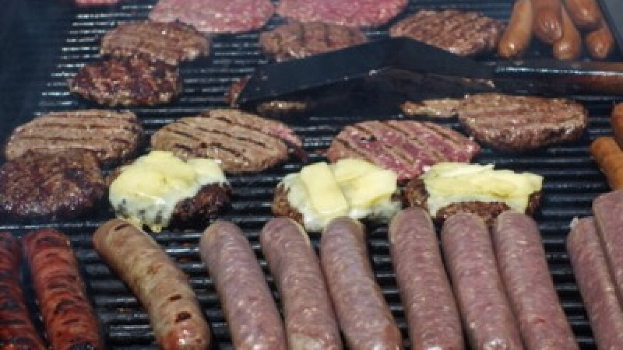 Can grilling increase cancer risks
