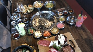 Sizzle Korean BBQ Scottsdale