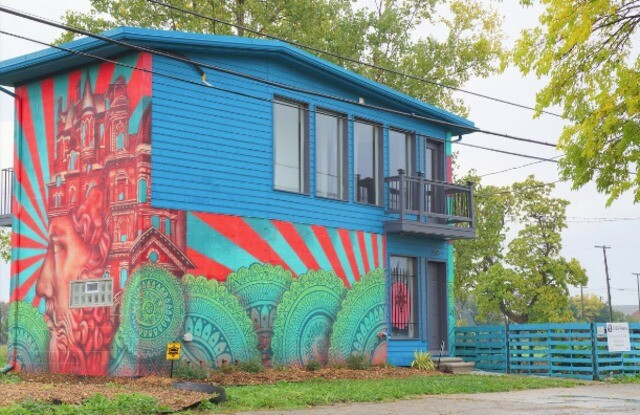 PHOTO GALLERY: Tour Detroit's weirdest homes