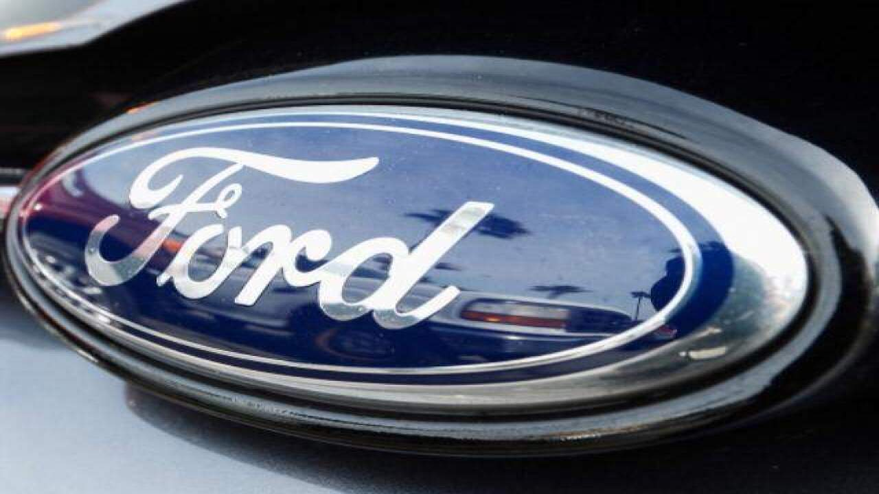 Ford Motor Company looking to eliminate 'new car smell' in vehicles