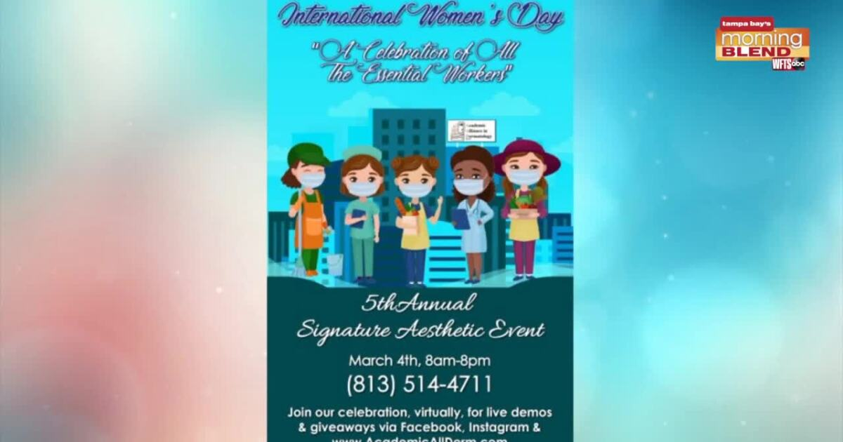 Academic Alliance in Dermatology International Women's Day
