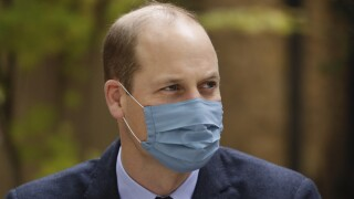 Prince William contracted COVID-19 in April, reports say