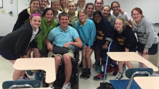 'I love my life as is': An NKY motivational speaker severely injured in 1999 is given new hope