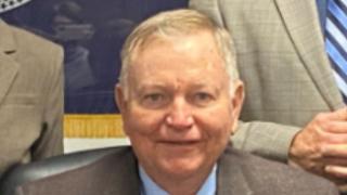 Brazos County Judge Duane Peters