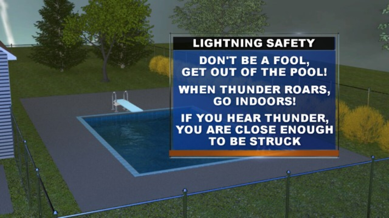 Severe Weather Awareness Week: Lightning