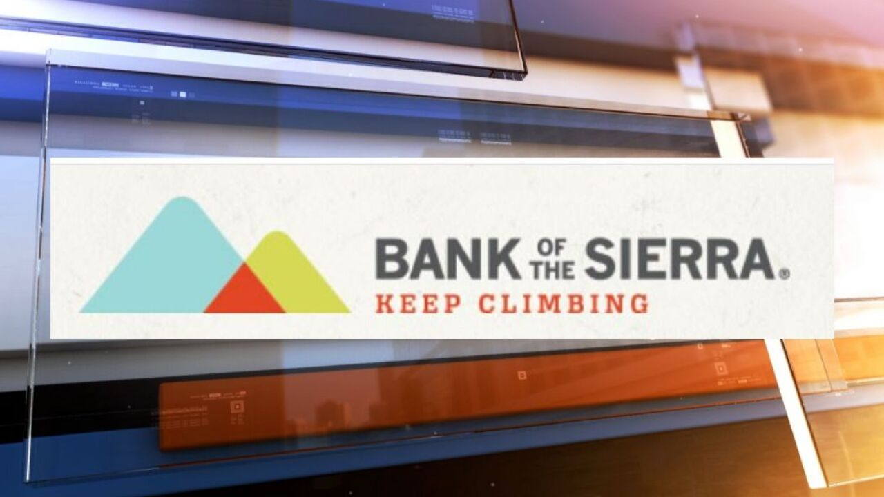 bank of the sierra