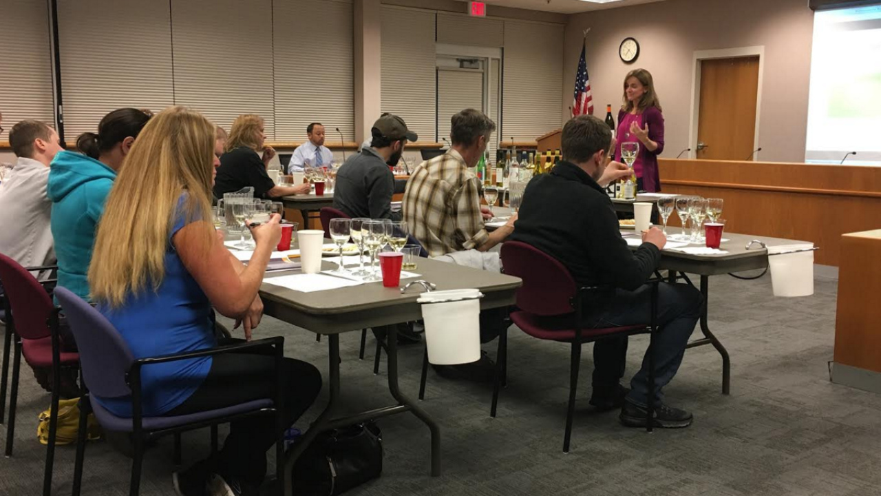 For better customer service, the DABC is sending some employees to wineschool