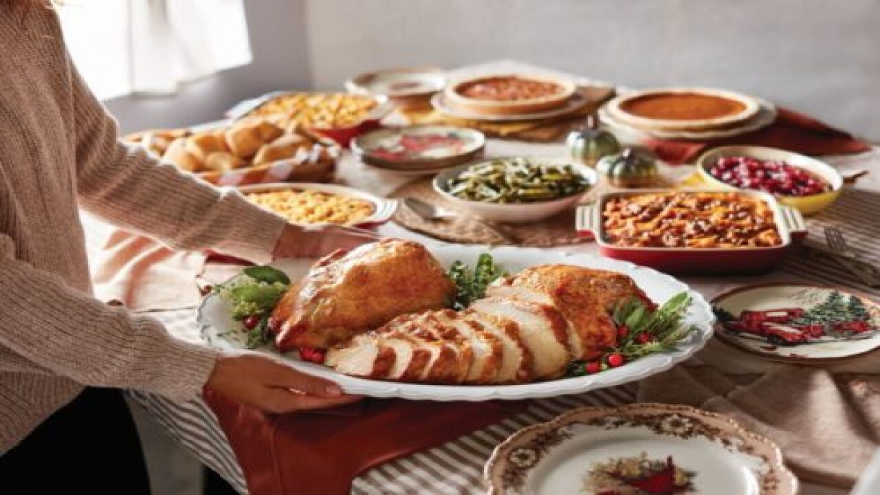 You Can Get An Entire Heat-and-serve Thanksgiving Dinner From Cracker Barrel