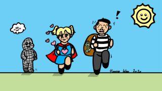 Focus Comic art class