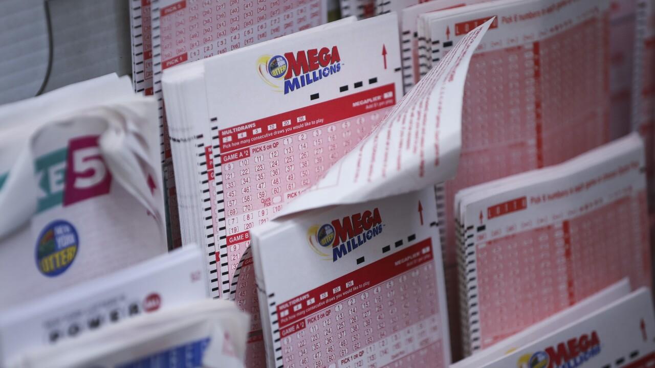 Winning 50 Million Lottery Ticket Sold In Missouri